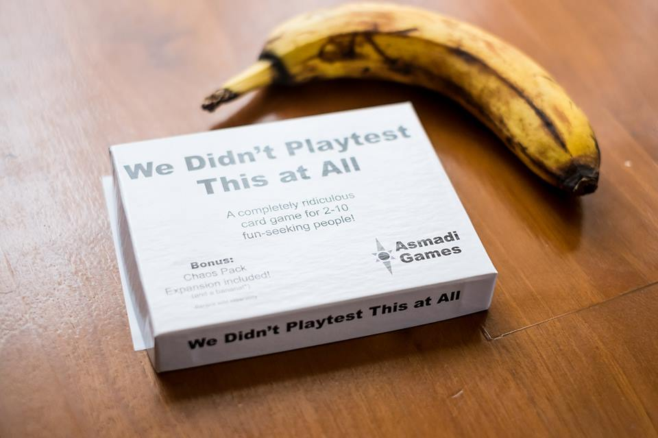 Играем: We Didn't Playtest This At All