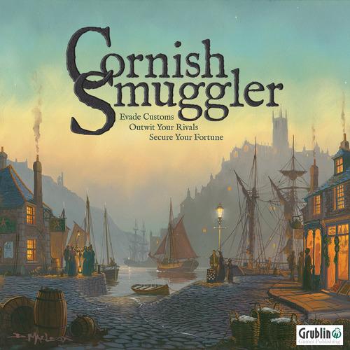 Настолна игра Cornish Smuggler – видео представяне от BigBoxTyr