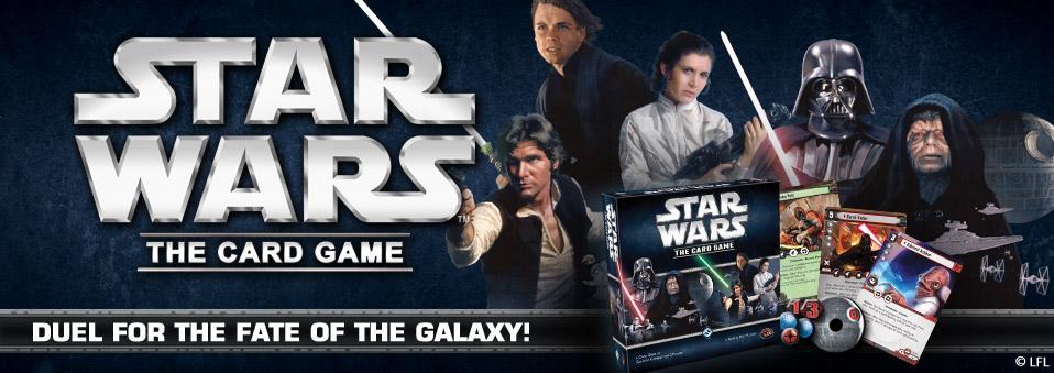 Star Wars: The Card Game – нека Силата бъде с теб