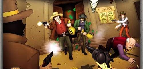 Nowheresville: Bandit Paradise – бъдете обирджии в Дивия запад!