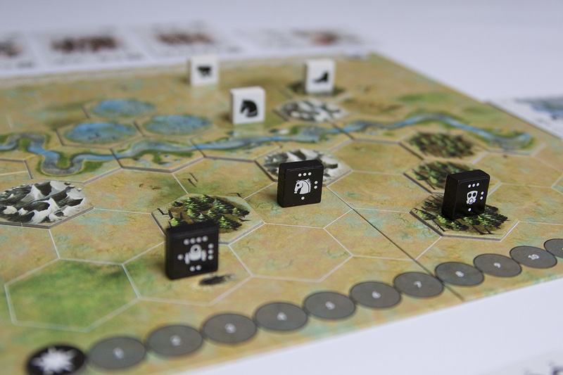 Black & White – военна игра с плочки за начинаещи
