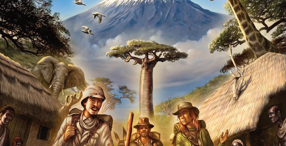 Africana – семейна игра за приключения и експедиции