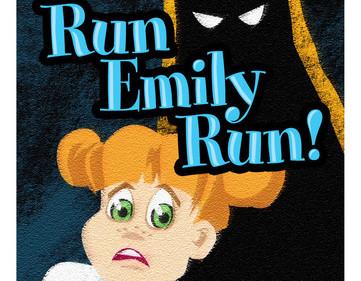 Run Emily Run! – Безплатна игра за принтиране