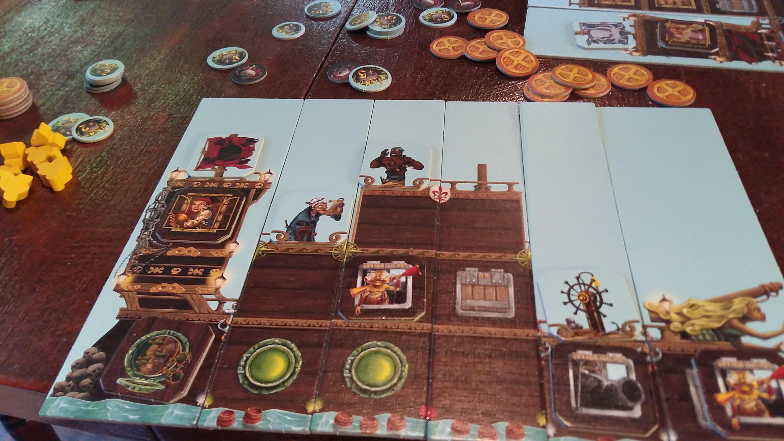 Piratoons – семейна пиратска игра в реално време