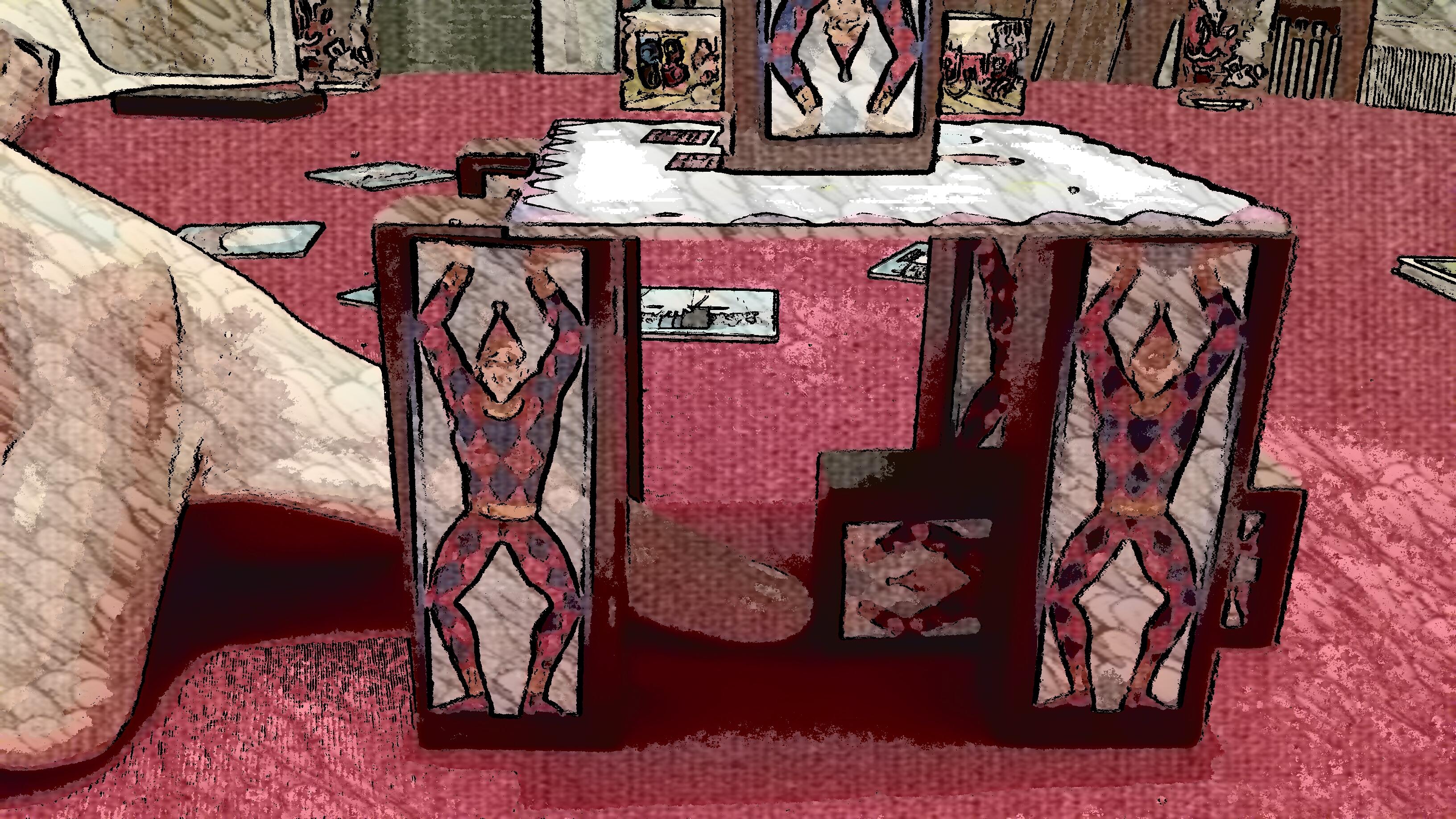 Voila – дебилна и откачена циркова игра!