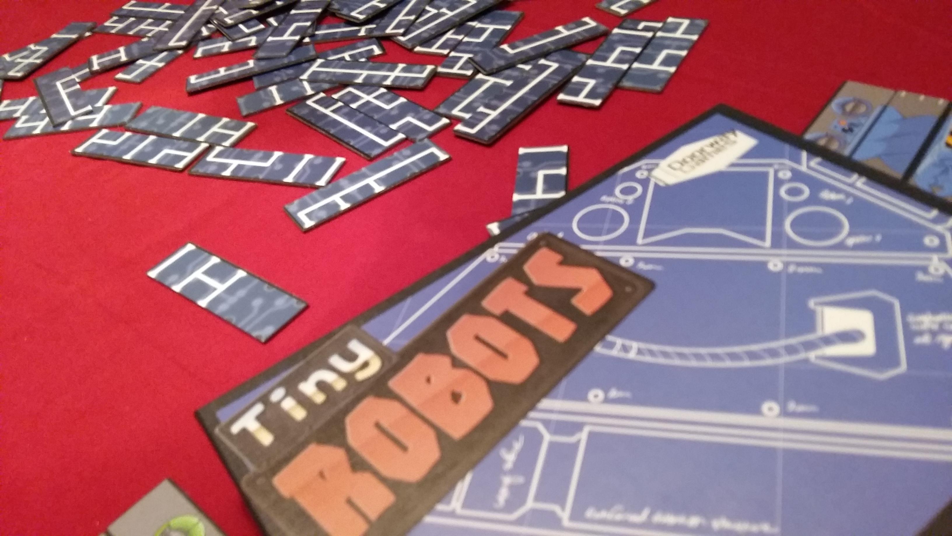 Tiny Robots – игра за инженери!