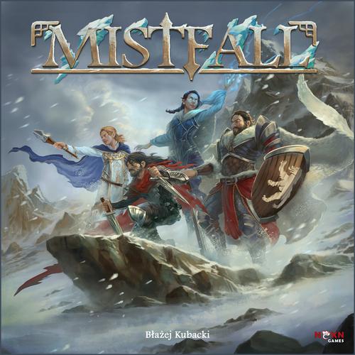 Mistfall – най-дълбоката игра с тъмници, която съм играл!