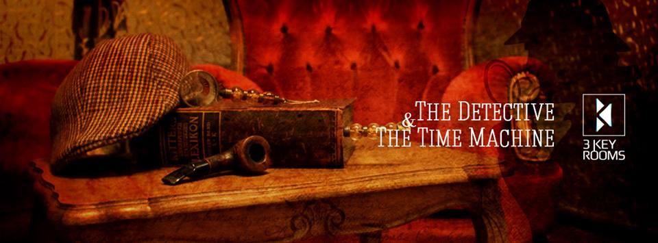 3KEY: Детективът и Mашината на времето – ревю без спойлери