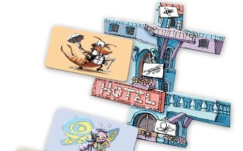 Insekten Hotel – Игра с насекоми и чуден пушурлък!