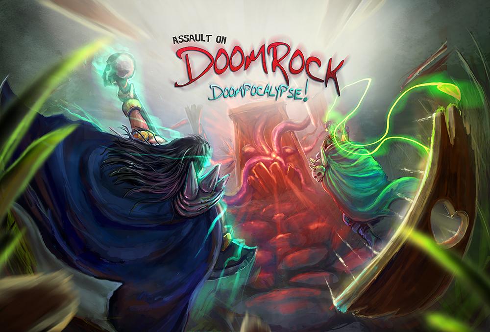 Doompocalypse:  Разширение за Assault on Doomrock