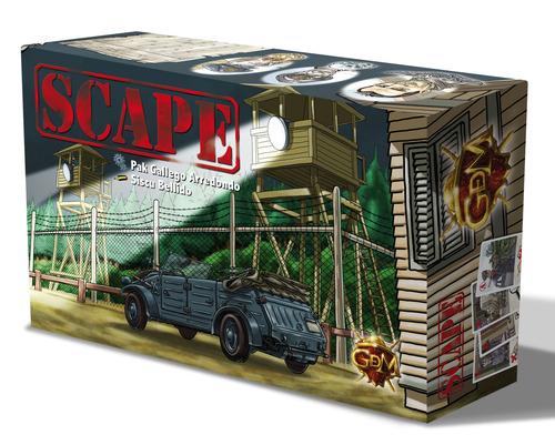Scape – приятна блъф игра с неприятен арт