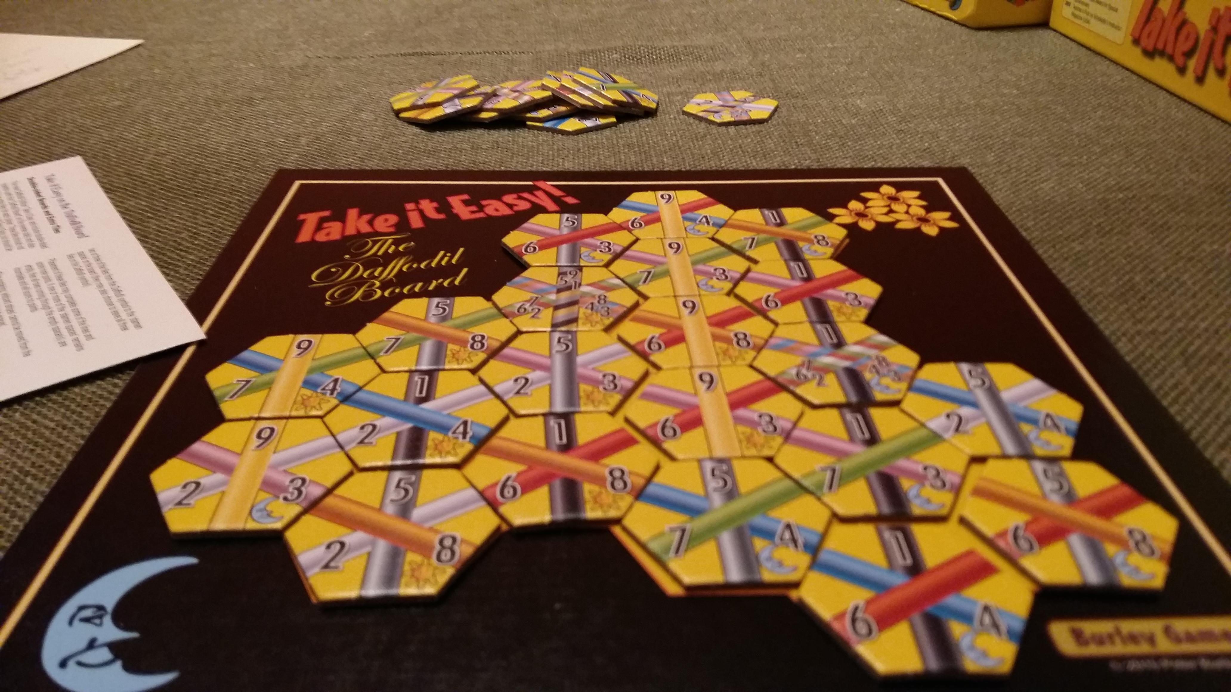Take it Easy! – гениална игра от преди да се родя