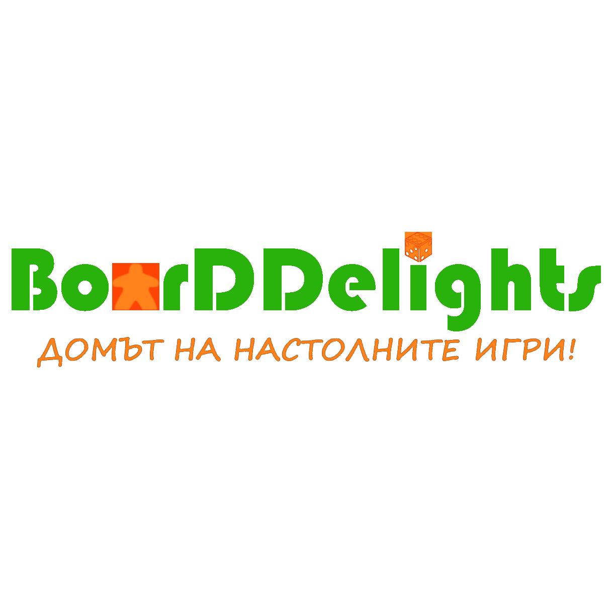 BoarDDelights – страхотен нов блог за настолни игри!