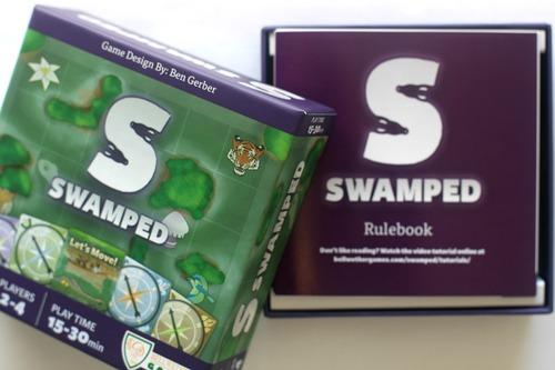 Swamped – немалка игра в малка кутия