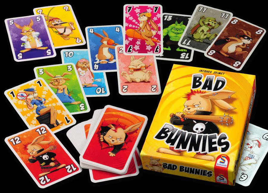 Bad Bunnies – зайци с бати и зайци-батки.