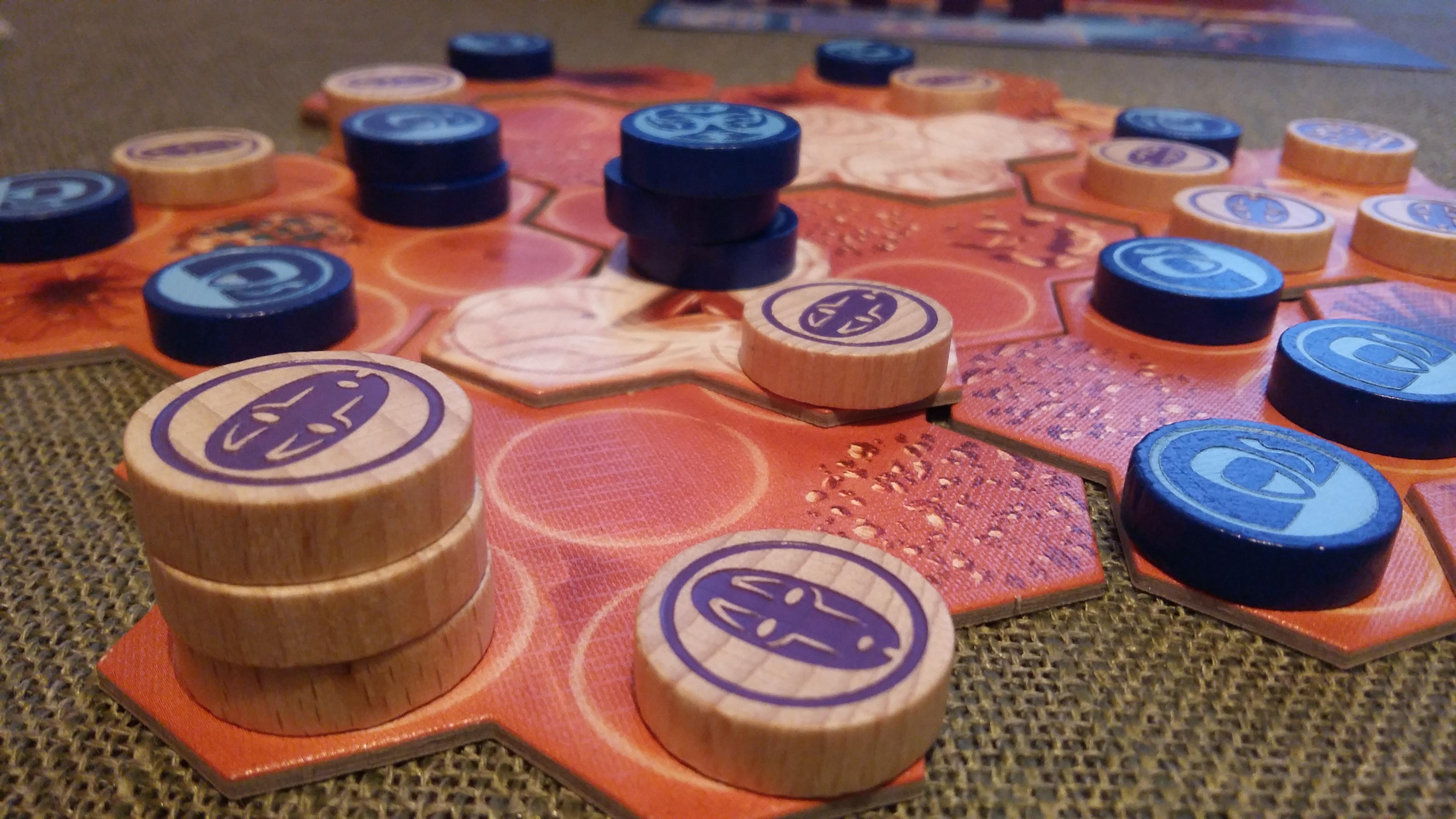 Ekö – визуално прекрасна абстрактна игра