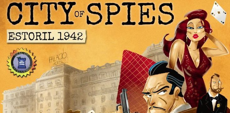 Estoril 1942: City of Spies – война на шпионите!