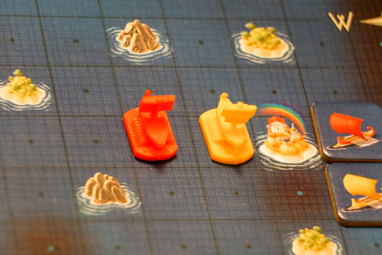 Odyssey: Wrath of Poseidon – гъвкава игра с дедукция