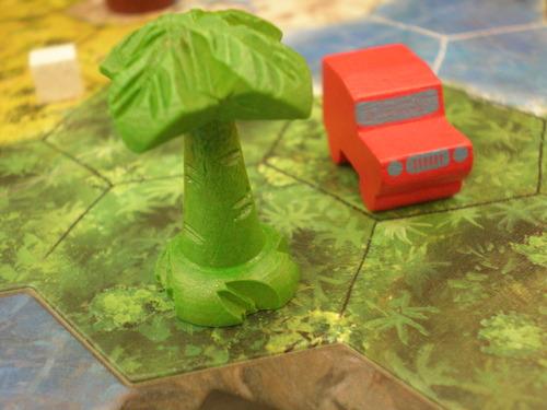 Необичайните Топ 7 – Дървени компоненти в игри