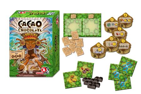 Cacao: Chocolati: От какао – шоколад!