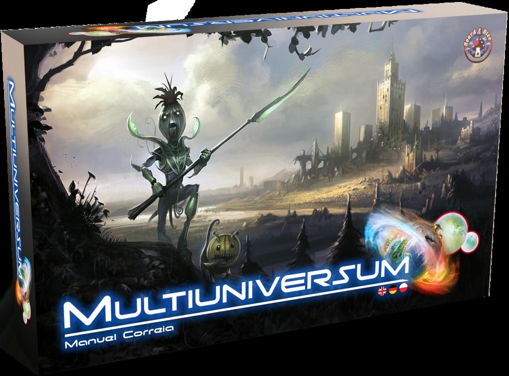 Multiuniversum – луди учени, машина на времето и желирани мечета