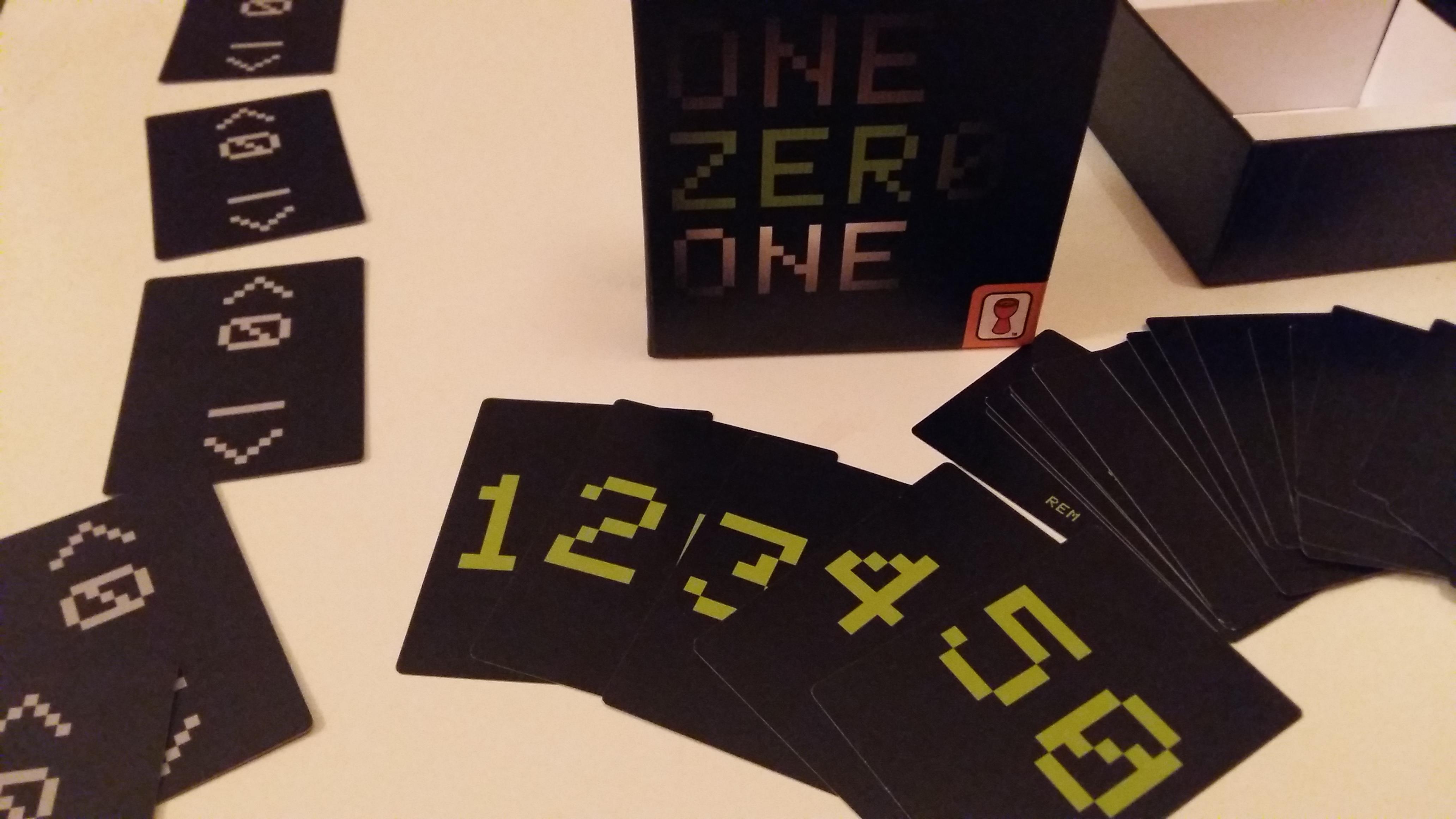 One Zero One – програмистката игра