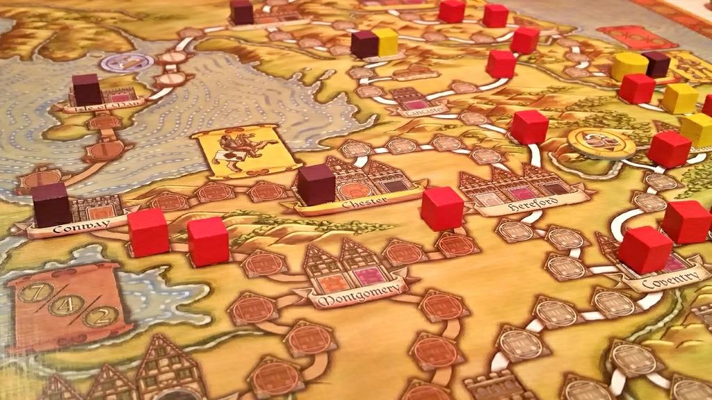 Hansa Teutonica: Britannia – разширение за професионалисти