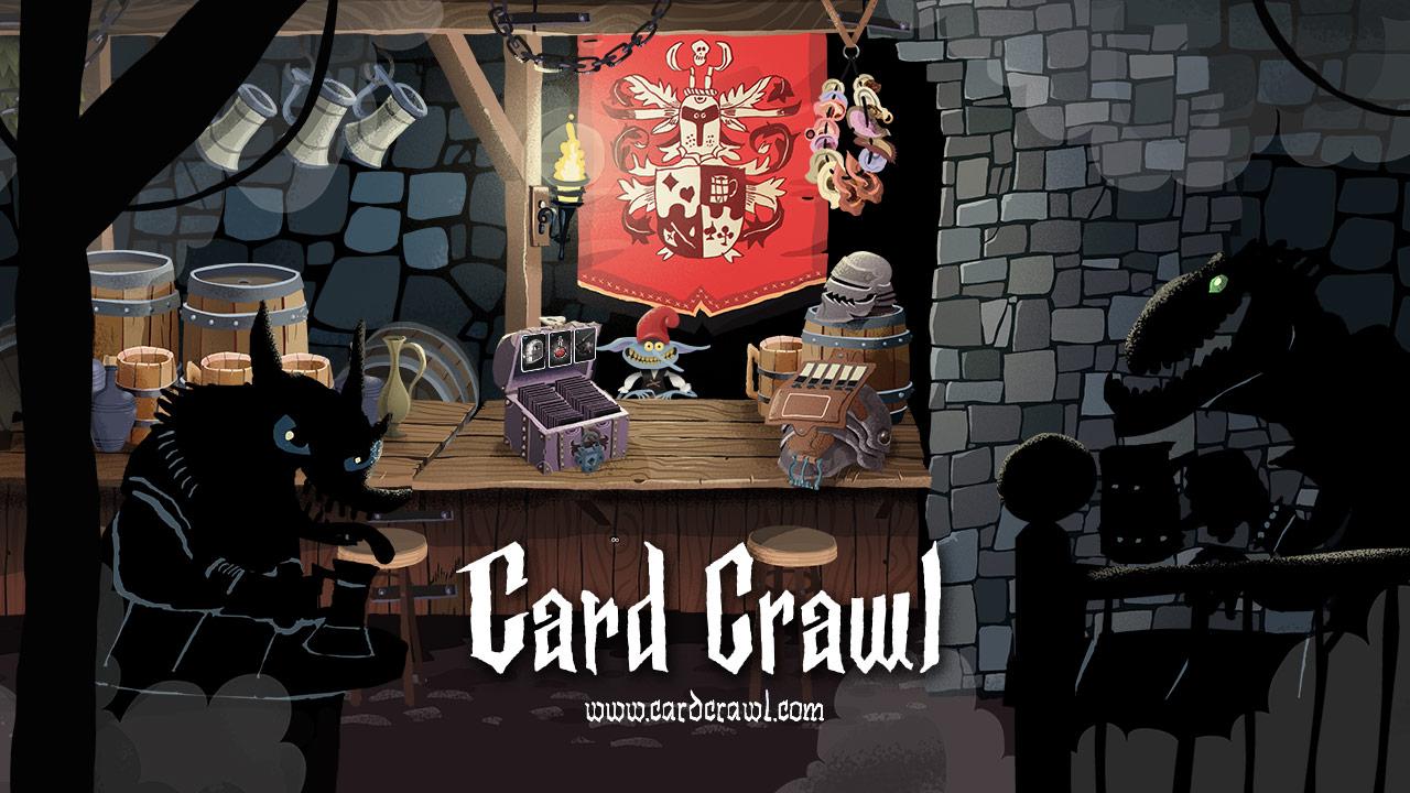 Card Crawl – Пълзене с телефон в ръка