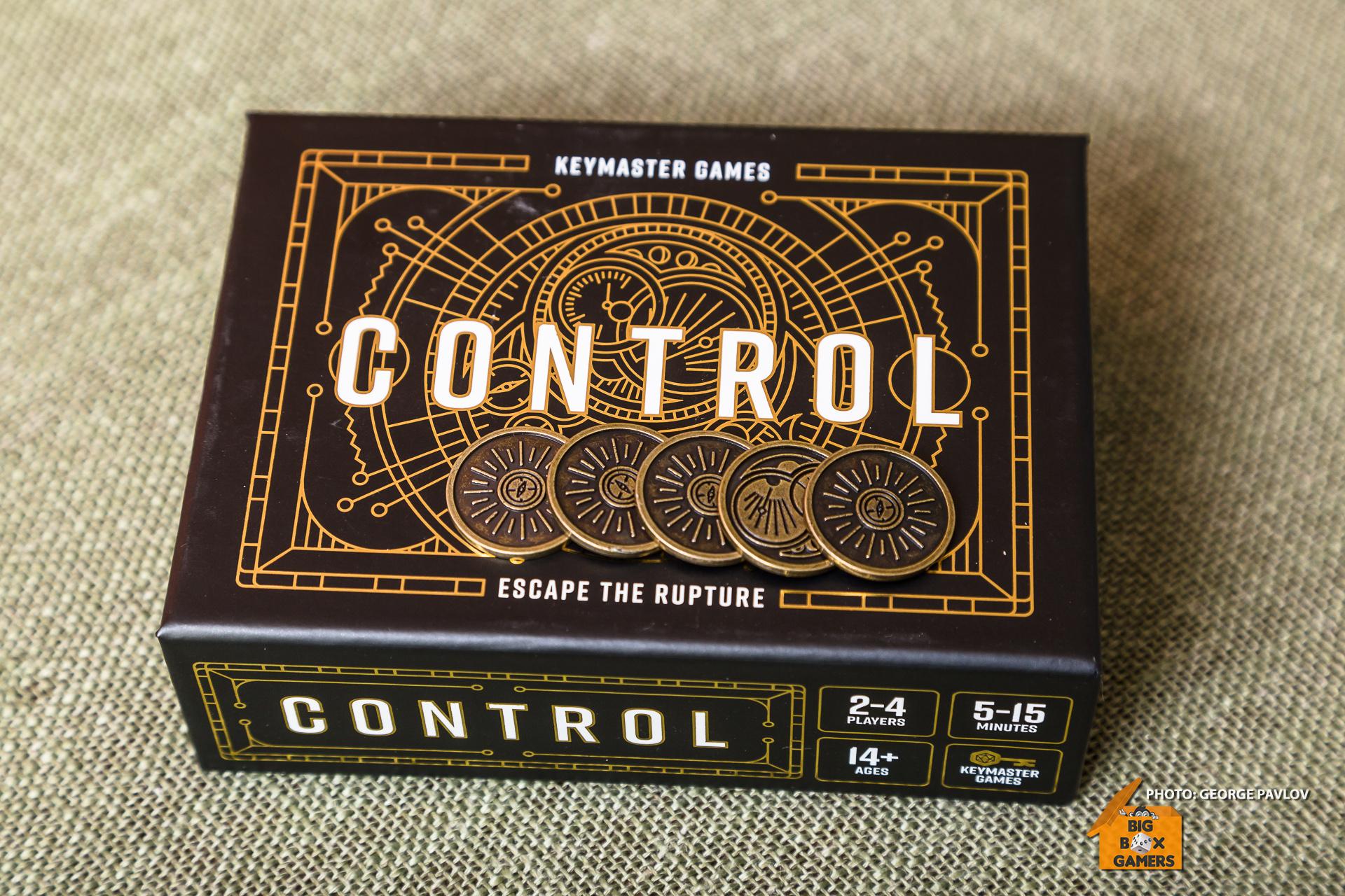 Control – Multiplayer Blackjack