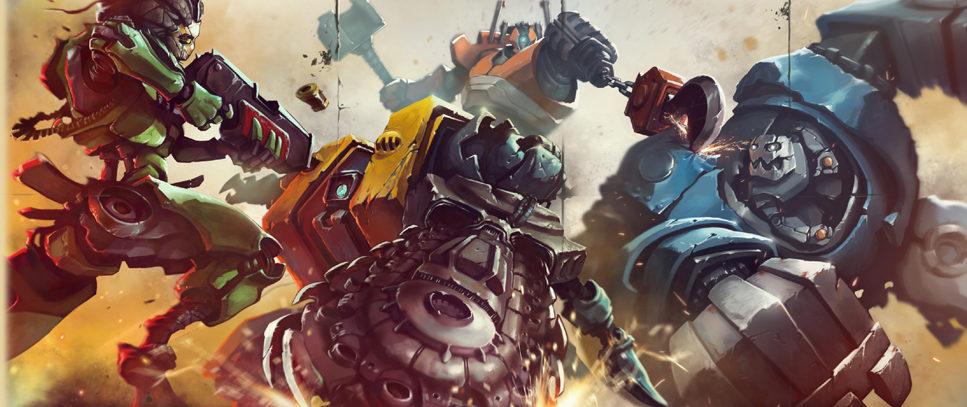Steel Arena: Friday Night Robot Fight – Бой с роботи, к'во искате повече!