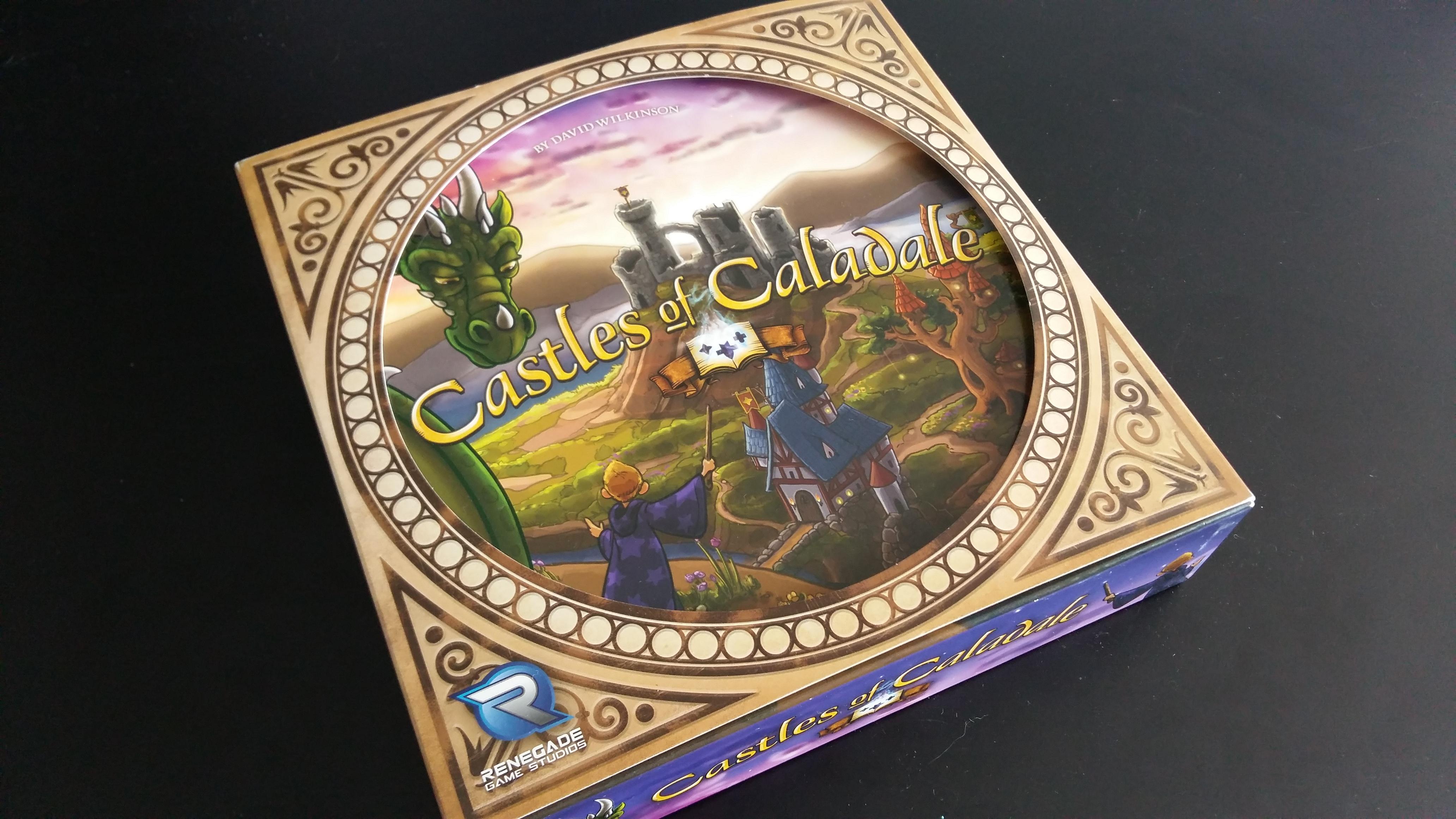 Castles of Caladale – гениалните неща са елементарни!