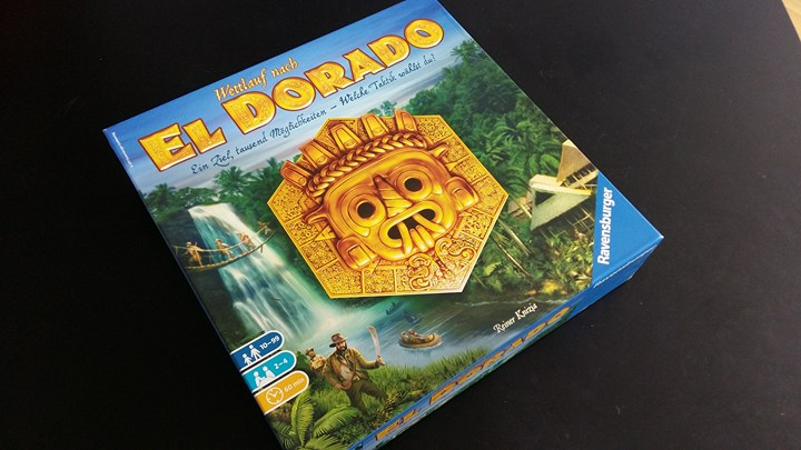 El Dorado – неочакваната очаквана номинация за игра на годината