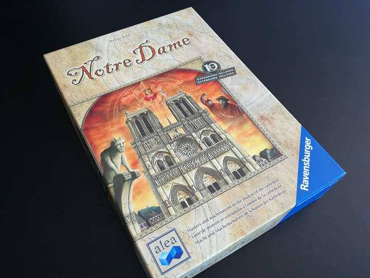 Notre Dame 10th Anniversary Edition – Кубче за кубче