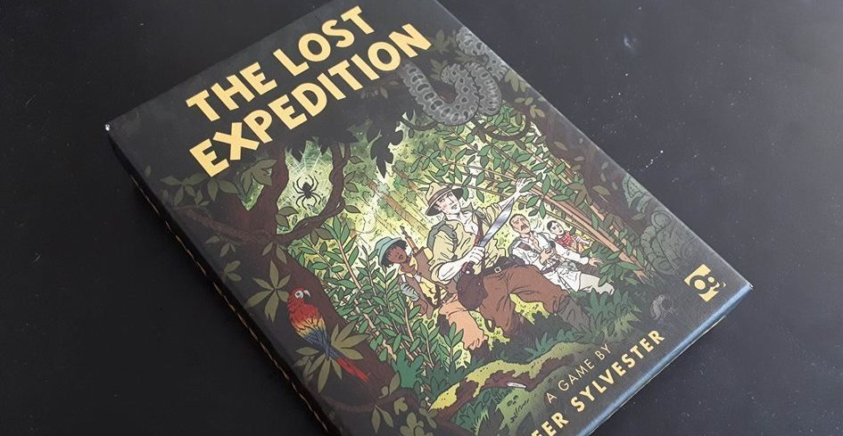 The Lost Expedition – По следите на Пърси Фосет