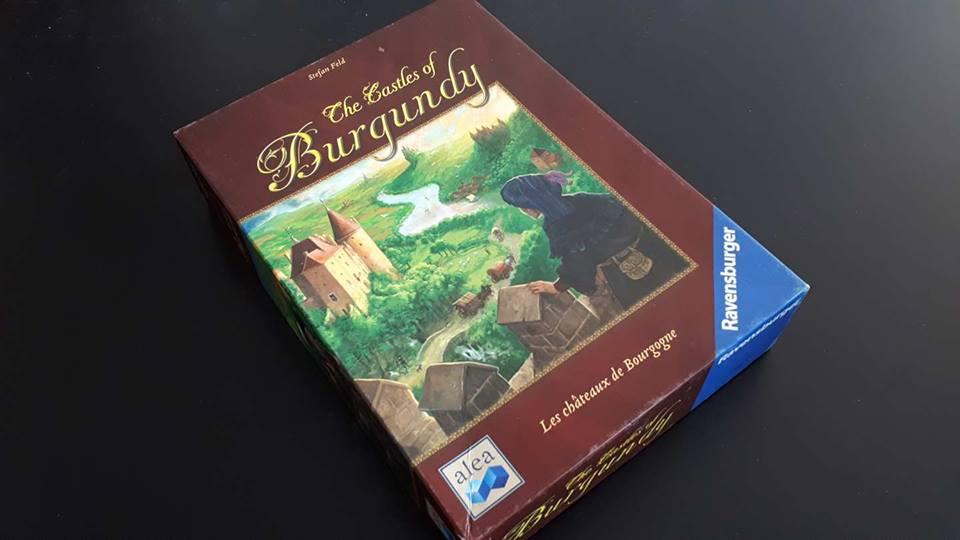 Castles of Burgundy – Най-добрата игра на Фелд?