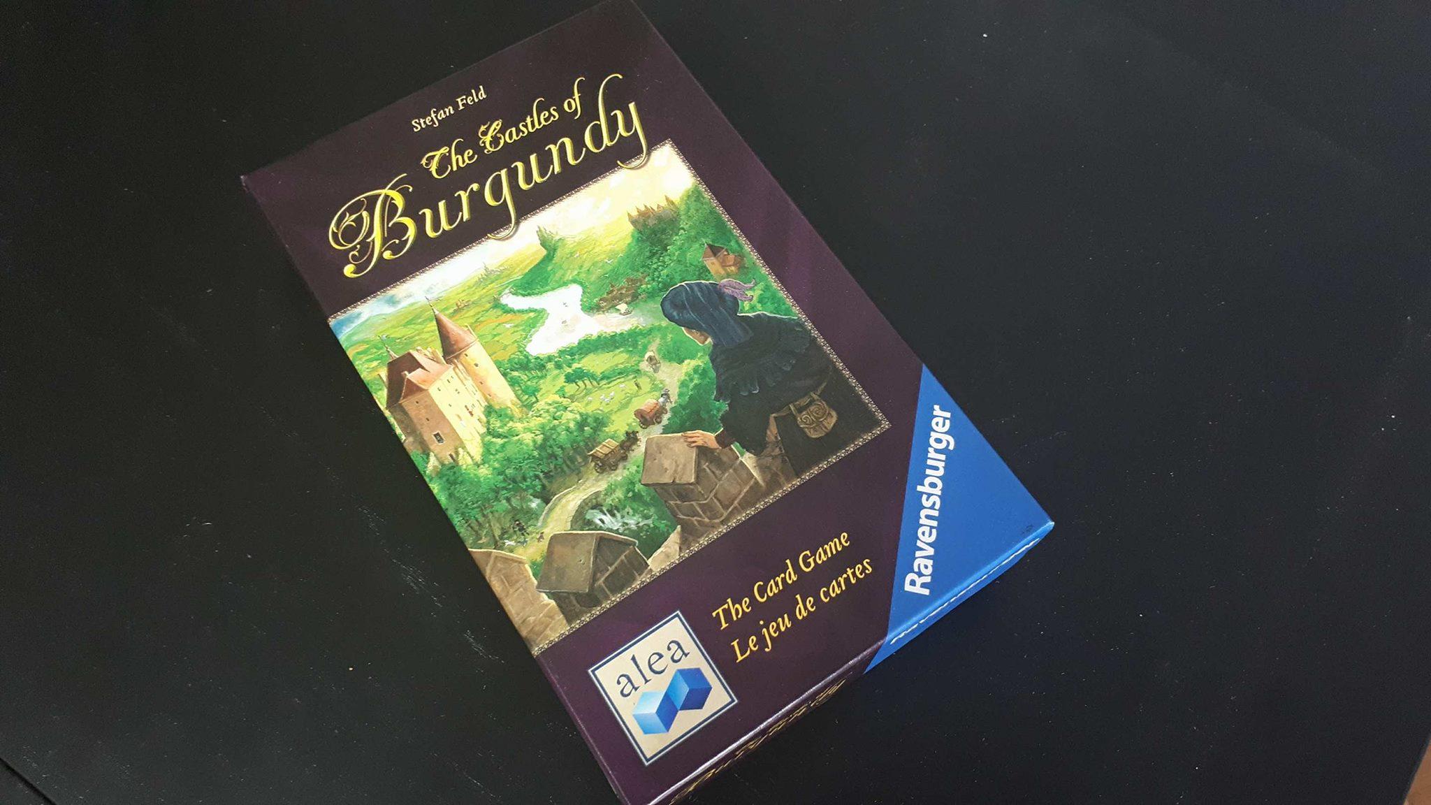 The Castles of Burdundy: The Card Game – Достатъчно различна!