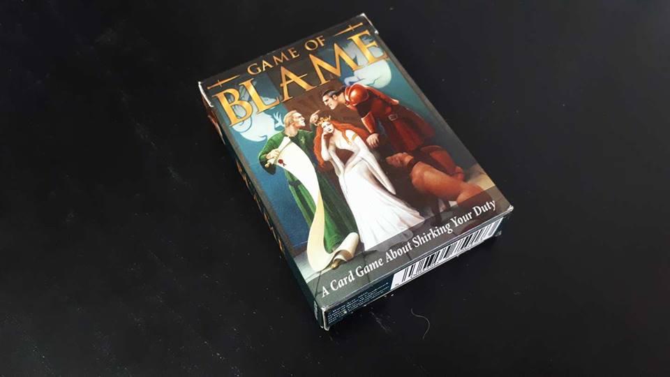 Game of Blame – не е Игра на тронове, но…