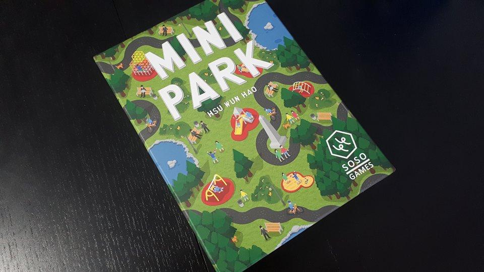 Mini Park – Свеж дъх сред пространствените филъри