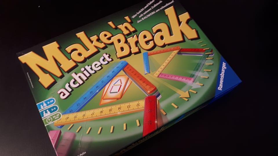 Make'n'break Architect – геймърската детска игра!