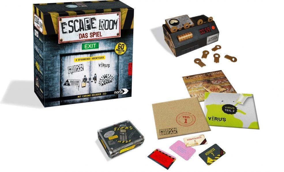 Escape Room: Играта – Манията продължава и на масата!