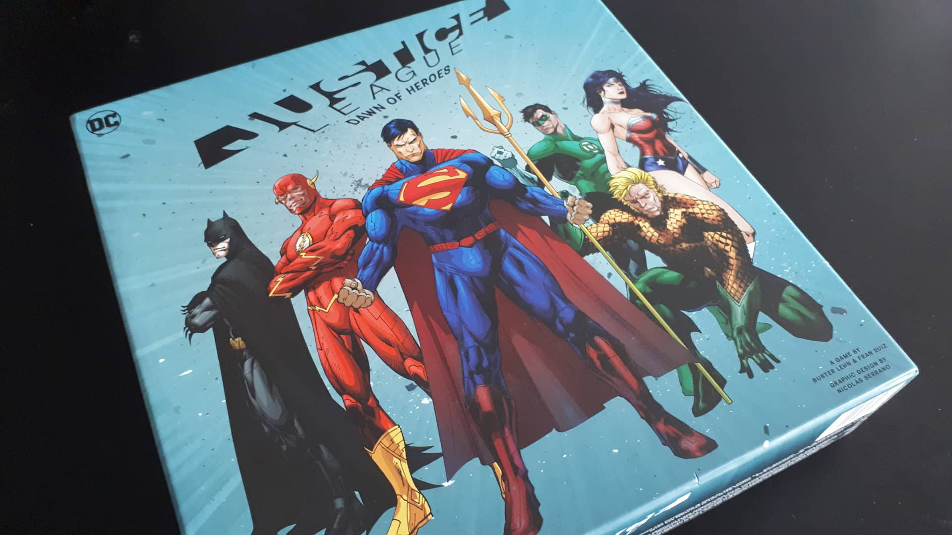 League of Justice – Актуално, но незавършено