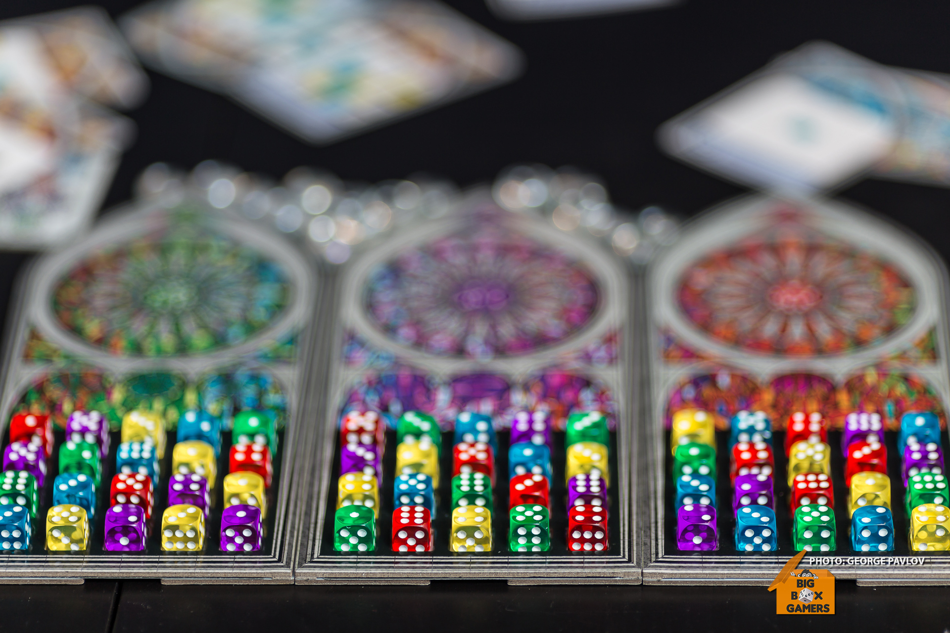 Sagrada – претендент за най-красива игра на годината