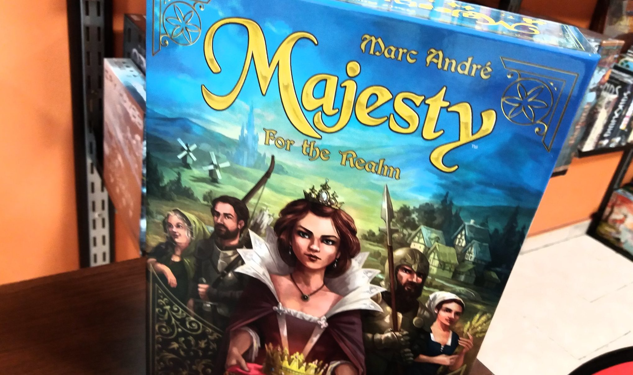 "Majesty: For the Realm – Второ ниво ""елегантна"" игра"