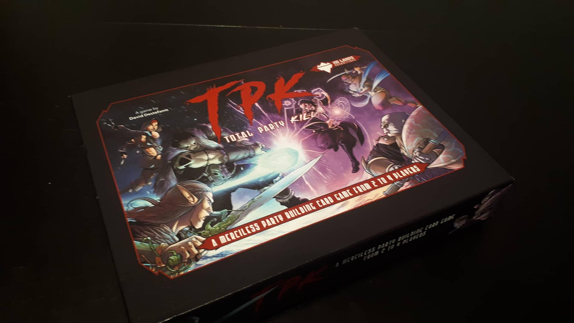 Total Party Kill – Дънджън Кроул с карти, направен както трябва!