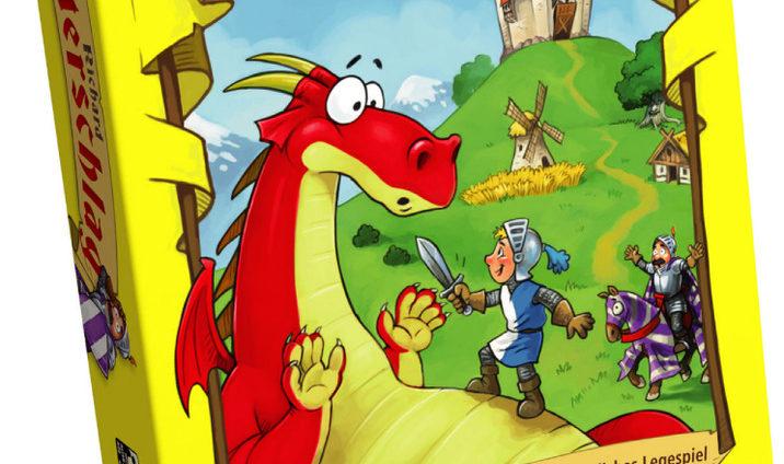 Смелият Рицар – Каркасон за най-малките?