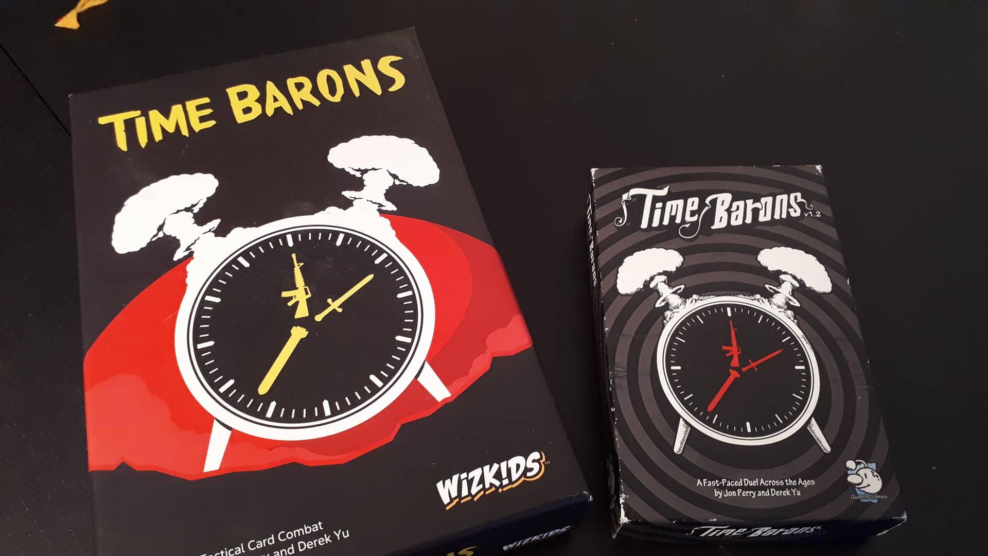 Time Barons – От отлична игра – невероятна игра!