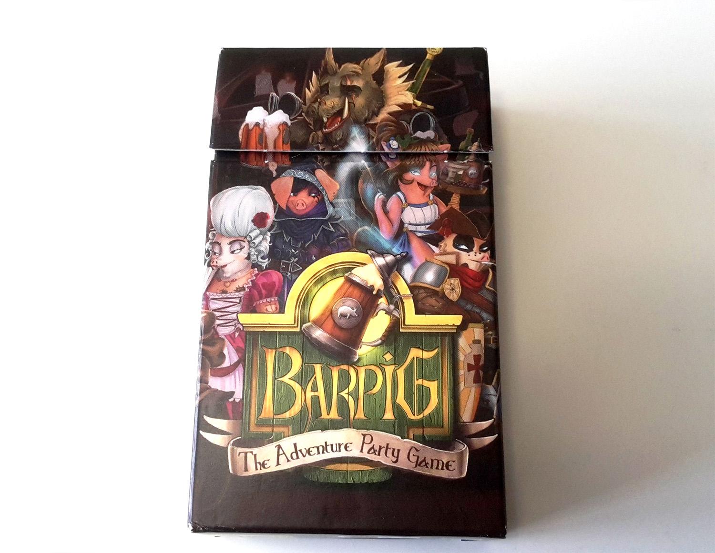 BARPIG – Да се освиним докато играем или да играем докато се освиним?!