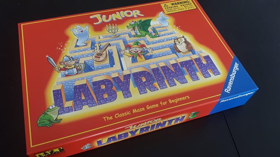 Labyrinth Junior – Отличната класика, достъпна  и за деца