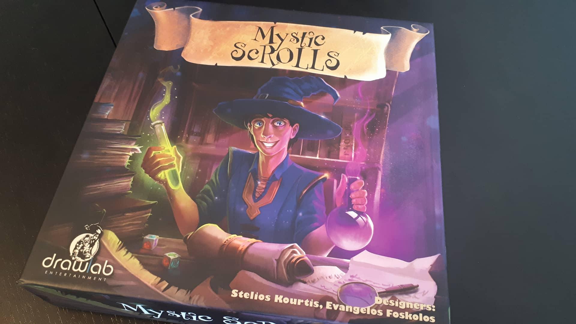 Mystic Scrolls – Безумие и хаос, но работи!
