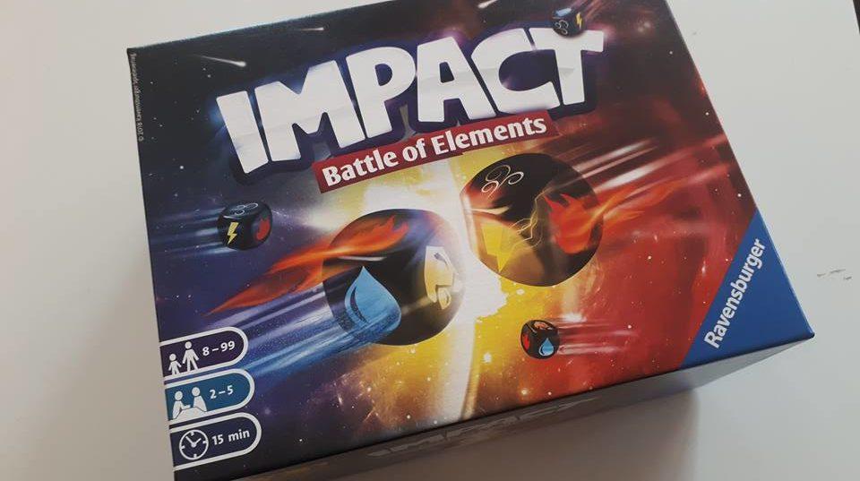 Impact: Battle of Elements – Метай!